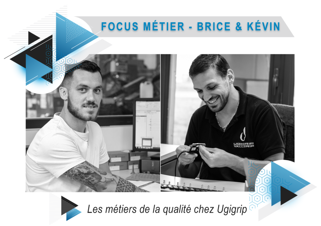 Focus métier : la qualité chez Ugigrip